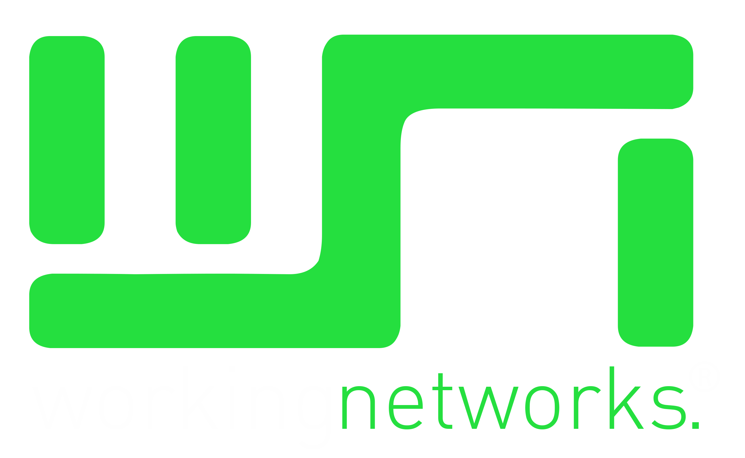 Working Networks Logo